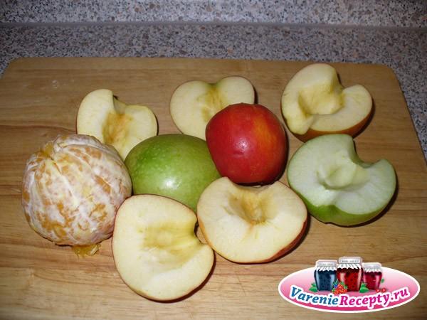 Рецепты джема из яблок на зиму