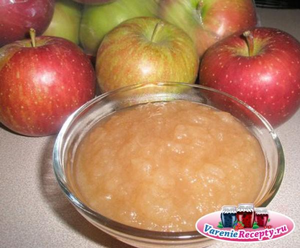 яблоки для детей рецепт-хв1