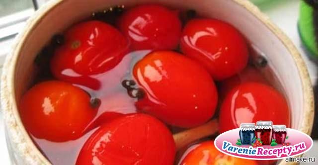 Зеленые помидоры в бочках на зиму рецепты