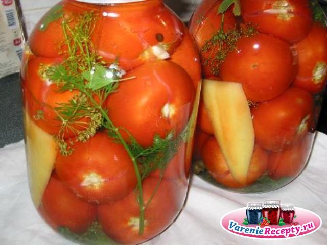 Заготовки из помидоров - Все рецепты России - Allrecipes Россия