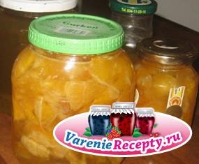 Необычный рецепт варенья из апельсинов и мандаринов