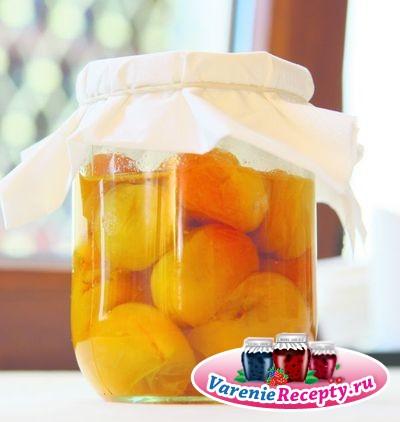 Закатка варенья абрикоса с косточкой