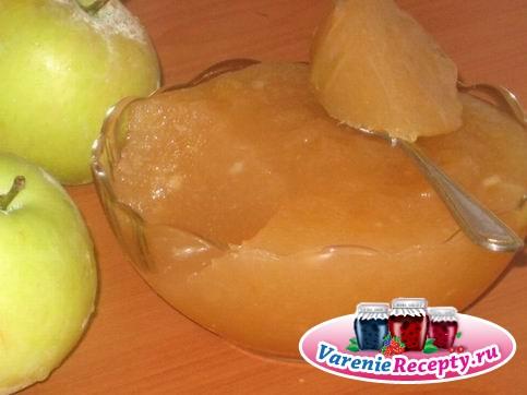 джем из яблок на зиму рецепт с фото