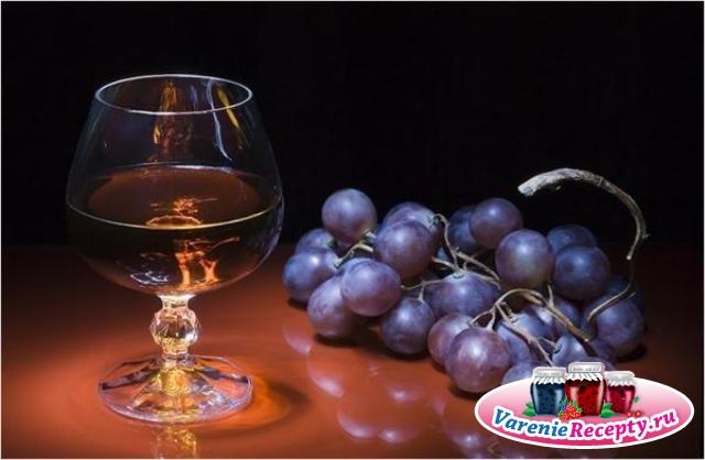 Вино из винограда в домашних условиях. Рецепт виноградного