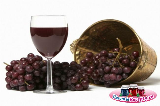 Вино из варенья в домашних условиях из черной смородины